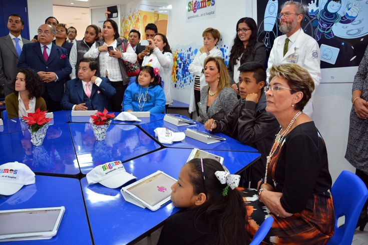 Inauguran la Sala de Lactancia Materna y el Aula Smart School Solution en el Hospital Manuel GEA González - http://plenilunia.com/novedades-medicas/inauguran-la-sala-de-lactancia-materna-y-el-aula-smart-school-solution-en-el-hospital-manuel-gea-gonzalez/38626/