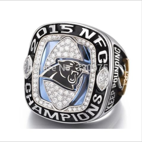 Carolina Panthers 2016 NFC Champs Replica Fan Gift