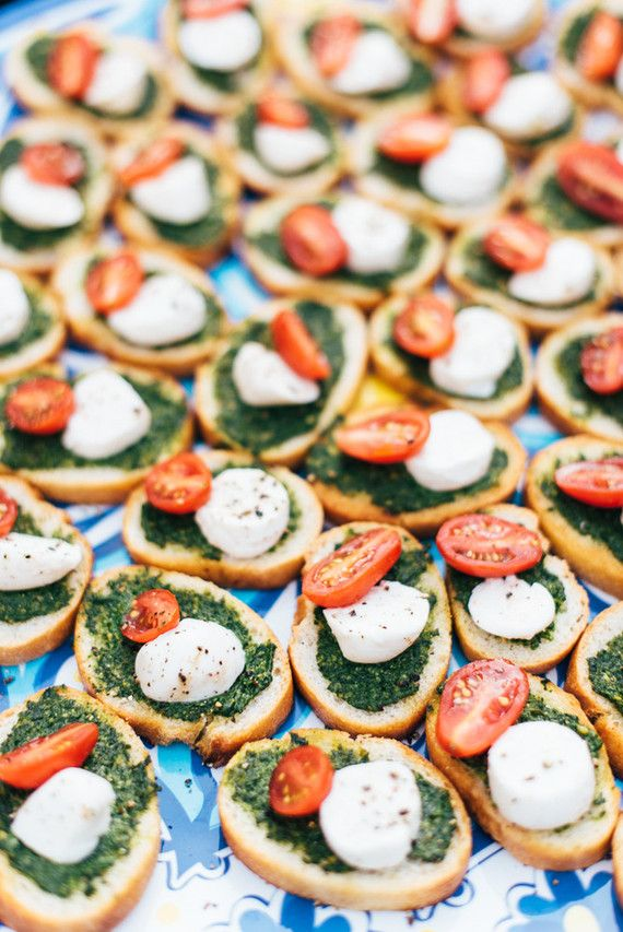 17 best ideas about wedding reception food on pinterest