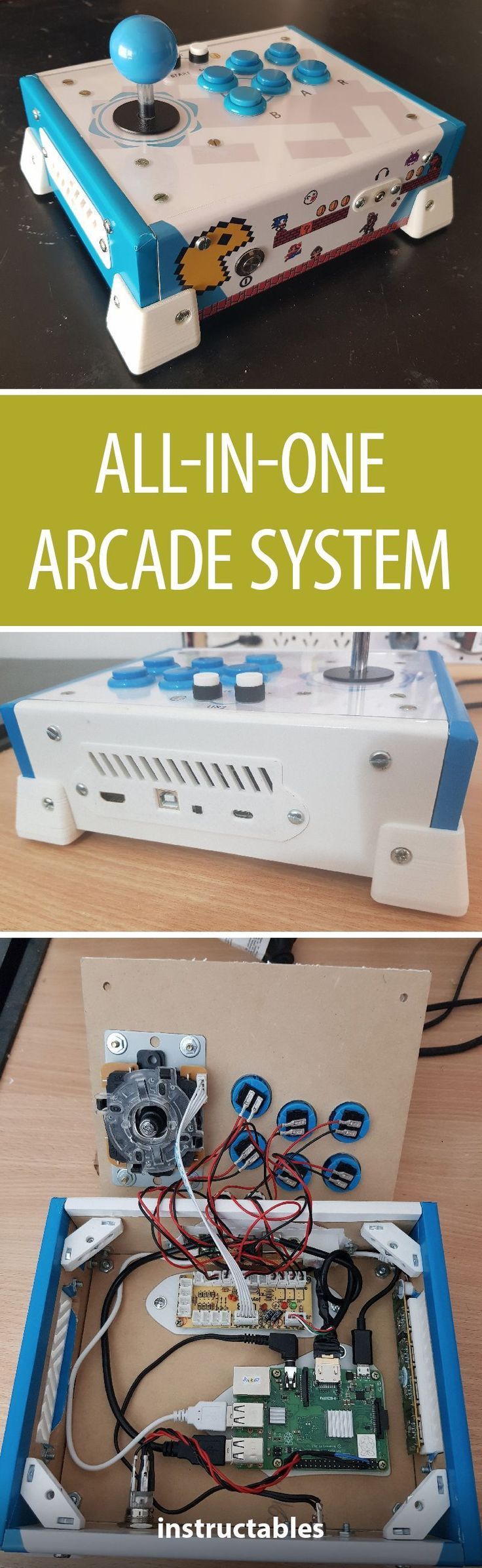 All in One Arcade System