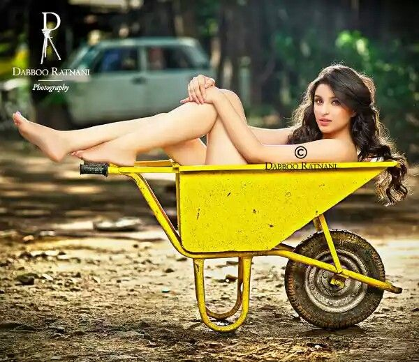 Parineet chopra hot shoots calendar daboo ratani