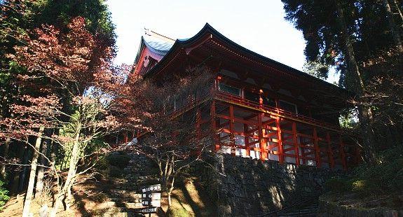 Enryakuji Temple, Mt Hieizan, Kyoto