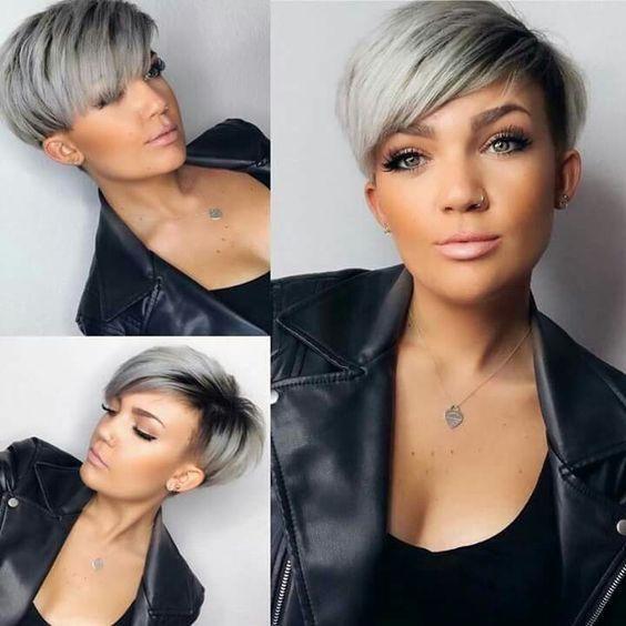 FLASH SALE | Beautiful Short Pixie Cut Wig – HOT025