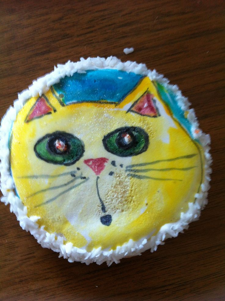 Painted cookie by Sharon V