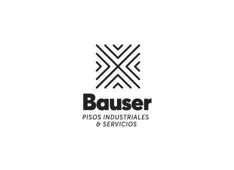 UrrutiMeoli Estudio – Diseño de Identidades: Bauser Pisos Industriales & Servic …  – Logo's.