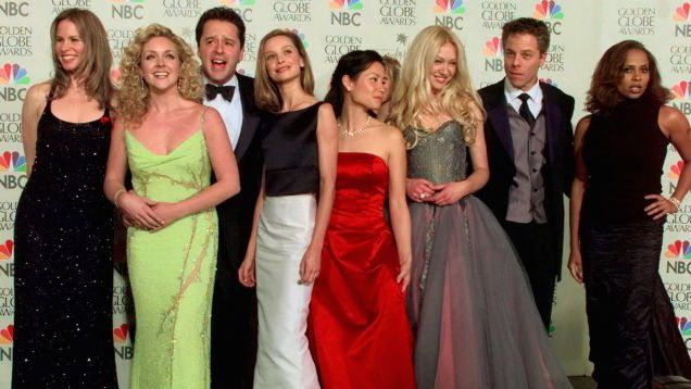 This Oral Reputation For Ally McBeal Will Remind You Exactly What A Crazy Freaking Show It Had Been