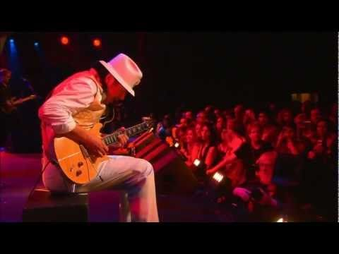 Carlos Santana - EUROPA (en vivo) - YouTube with wife Cindy on drums!