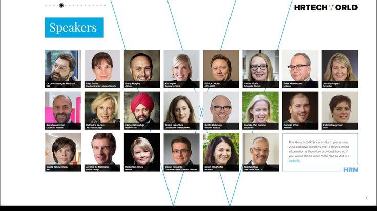 HR Tech Speakers
