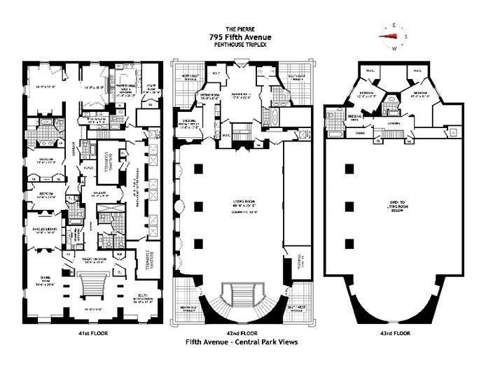 Floorplan Floor Plans Pinterest Upper East Side