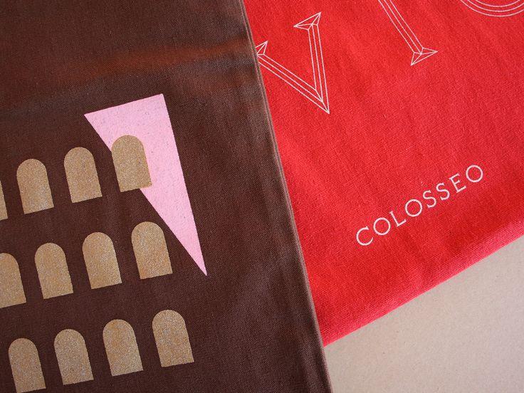 Colosseo - Aurora Biancardi - tipiblu.com