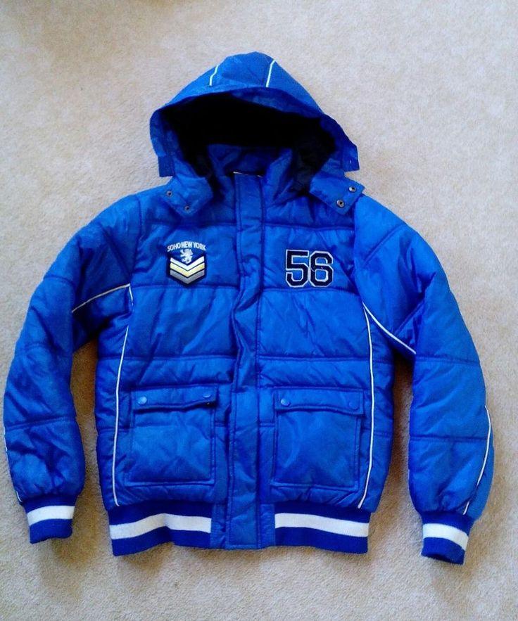 Jacke Jungen 176. Winterjacke gebraucht blau | Kleidung & Accessoires, Kindermode, Schuhe & Access., Mode für Jungen | eBay!