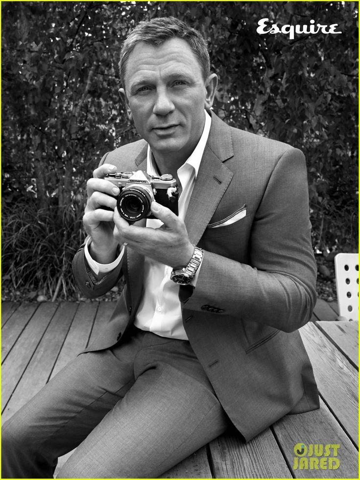 Daniel Craig on 'Spectre': 'It's Skyfall Times Ten!'