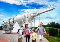 Kennedy Space Center Visitor Complex Admission Ticket