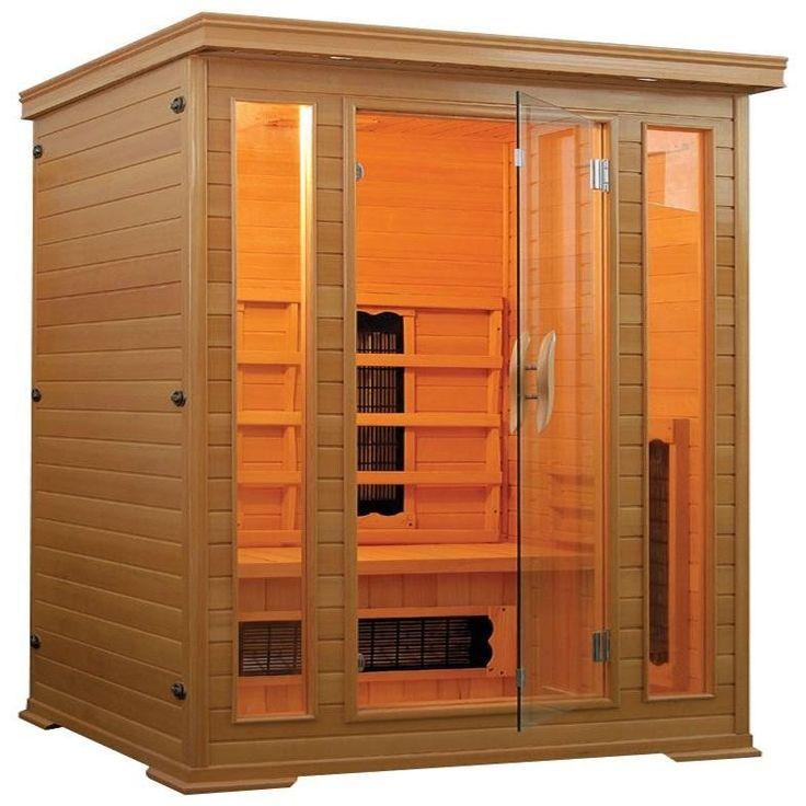 sauna en kit exterieur trendy sauna exterieur avec douche baril quai with sauna en kit. Black Bedroom Furniture Sets. Home Design Ideas