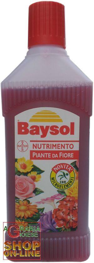 BAYSOL CONCIME LIQUIDO PER NUTRIMENTO PIANTE DA FIORE ML. 500 https://www.chiaradecaria.it/it/fertilizzanti/1276-baysol-concime-liquido-per-nutrimento-piante-da-fiore-ml-500-4000168030075.html