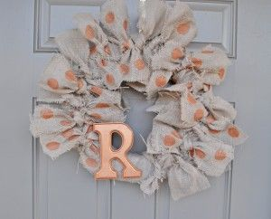 Burlap door wreath: Burlap Wreaths, Crafts Ideas, Doors Wreaths, Burlap Fall, Fall Burlap, Burlap Doors, Fall Wreaths, Dots Burlap, Diy Burlap