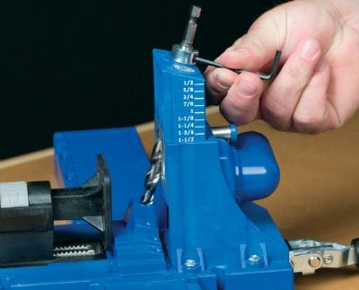 How to Set Your Kreg Jig® K5 Stop Collar