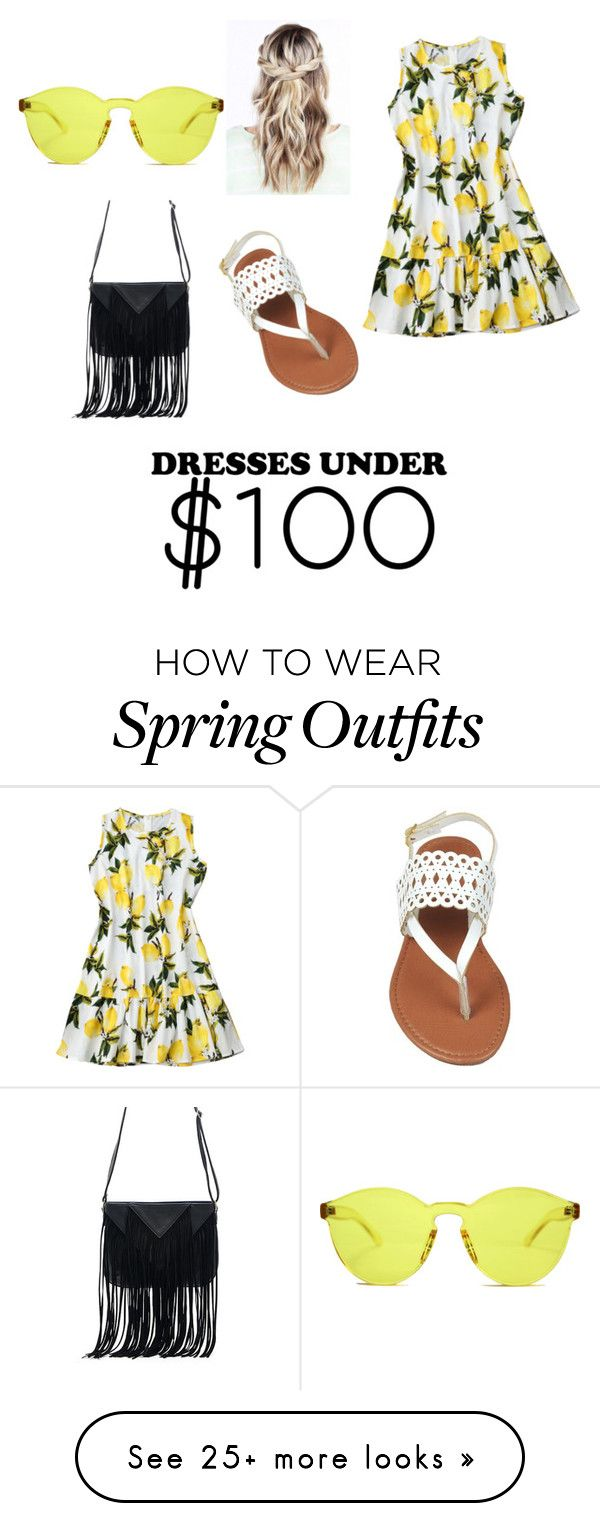 """""""sumner outfit"""" by petrapavi on Polyvore featuring WithChic and RumbaTime"""