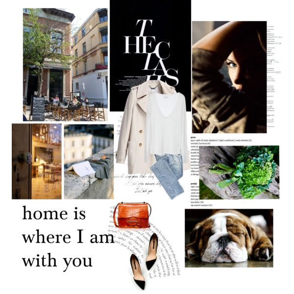 """""""home is where I am with you"""" by junelaze on Polyvore"""