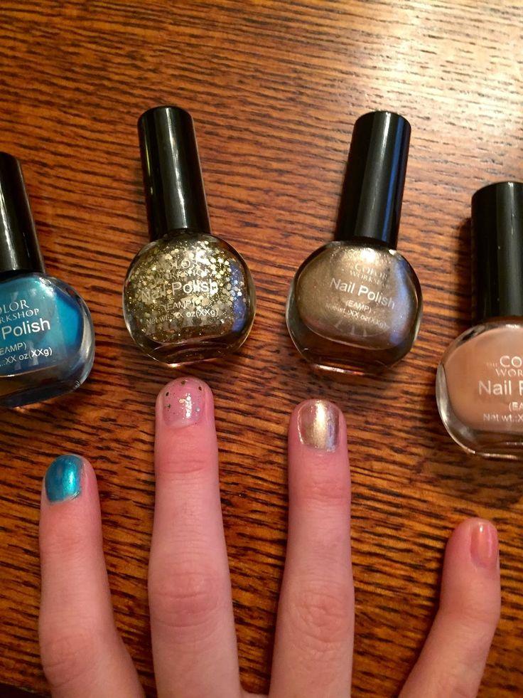 47 best Nails Nails Nails images on Pinterest | Nail nail, Nail ...