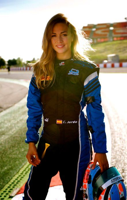 Carmen Jorda F1 | Back to Story: Carmen Jorda joins Lotus F1 as development driver