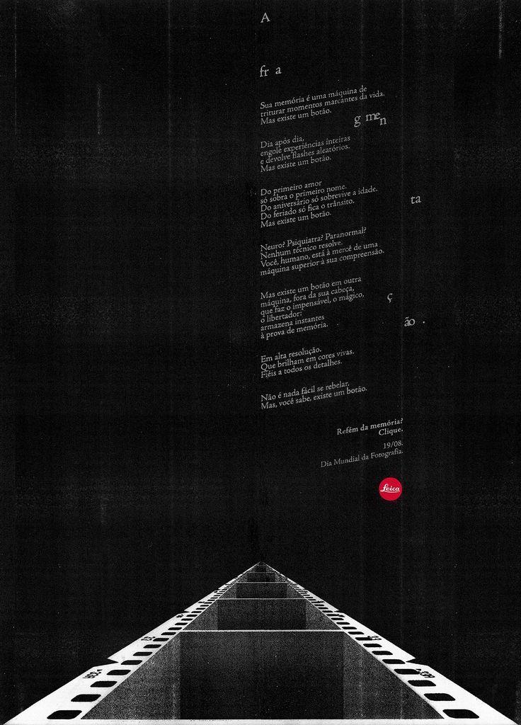 Nova campanha da Leica – Update or Die!