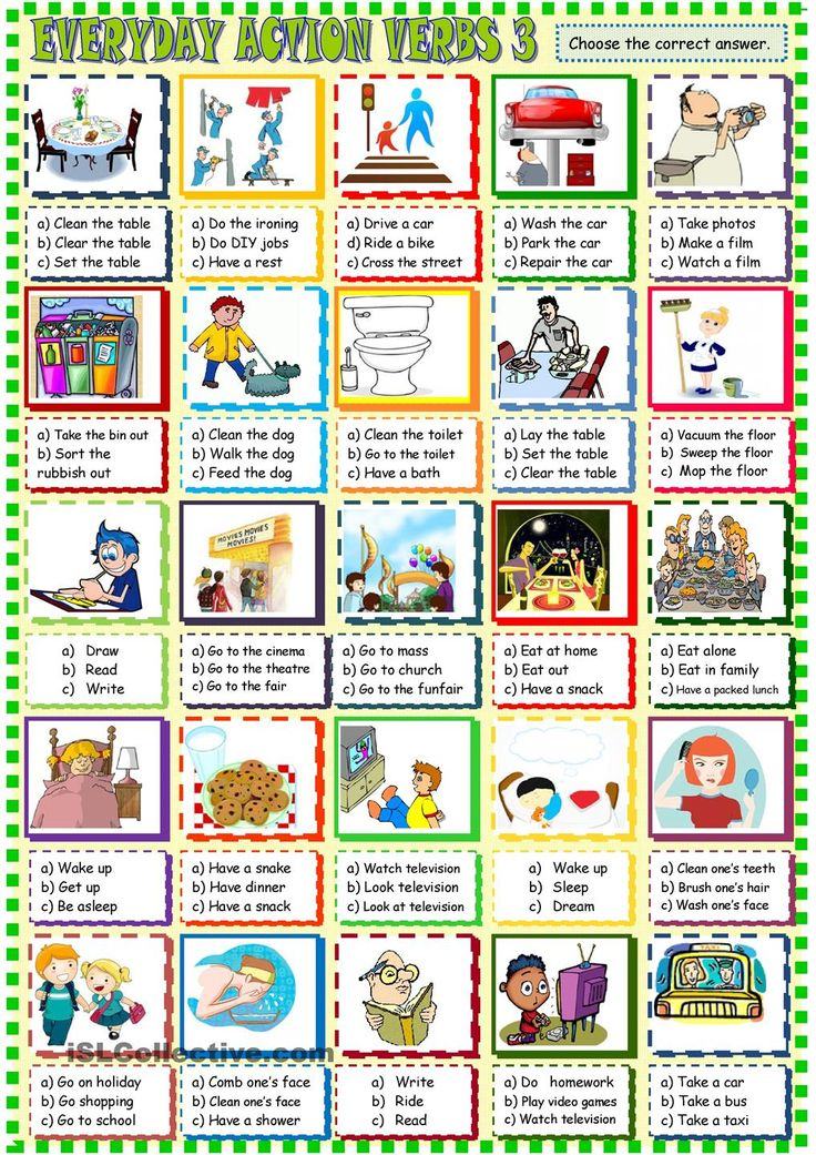 Input Output Worksheets 4th Grade  Best Daily Activities Images On Pinterest  English Grammar  Fitt Worksheet Excel with Dyscalculia Worksheets Pdf Simple Present Tense Everyday Life Action Verbs Multiple Choice  Tracing Worksheets For Toddlers Pdf
