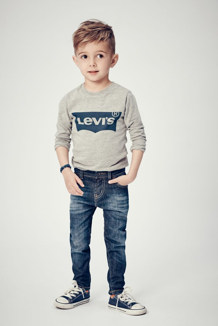 LEVI'S KIDS COLLECTION HIVER 2016 – #COLLECTION #HIVER #kids # Levies – Kinderhaarschnitt Jungen – #Collection