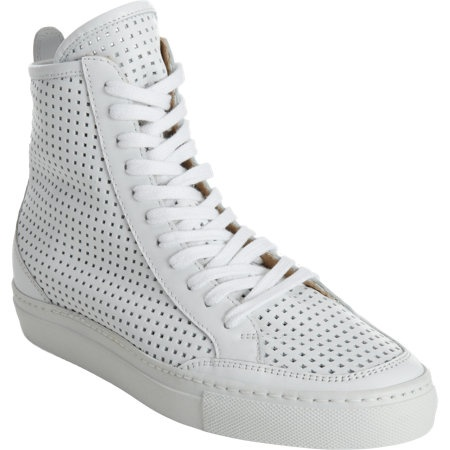 MM6 Maison Martin Margiela Perforated High Top.