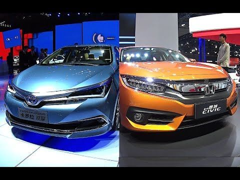 Awesome Honda 2017 - 2016, 2017 Honda Civic VS New 2016, 2017 Toyota Corolla All New model...  4YOU Automanija Check more at http://carsboard.pro/2017/2017/08/25/honda-2017-2016-2017-honda-civic-vs-new-2016-2017-toyota-corolla-all-new-model-4you-automanija/