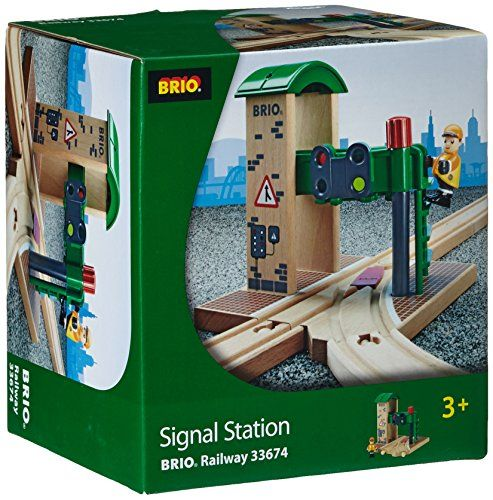 Brio Signal Station, 2015 Amazon Top Rated Play Trains & Railway Sets #Toy