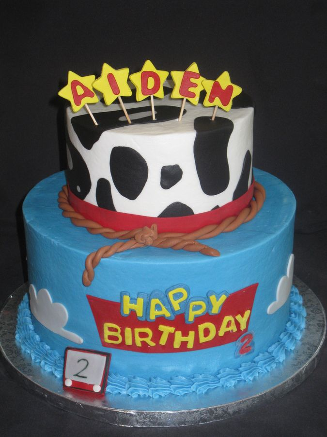 Toy Story Birthday Cakes Pictures