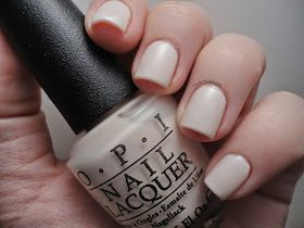 Dutchie Nails: OPI Cream In My Coffee