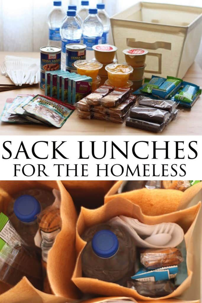 3 Ways To Help Feed The Hungry In Your Community Blessing Bags Homeless Care Package Homeless Gifts
