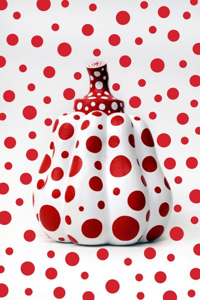 Red | Rosso | Rouge | Rojo | Rød | 赤 | Vermelho | Color | Colour | Texture | Form | Yayoi Kusama