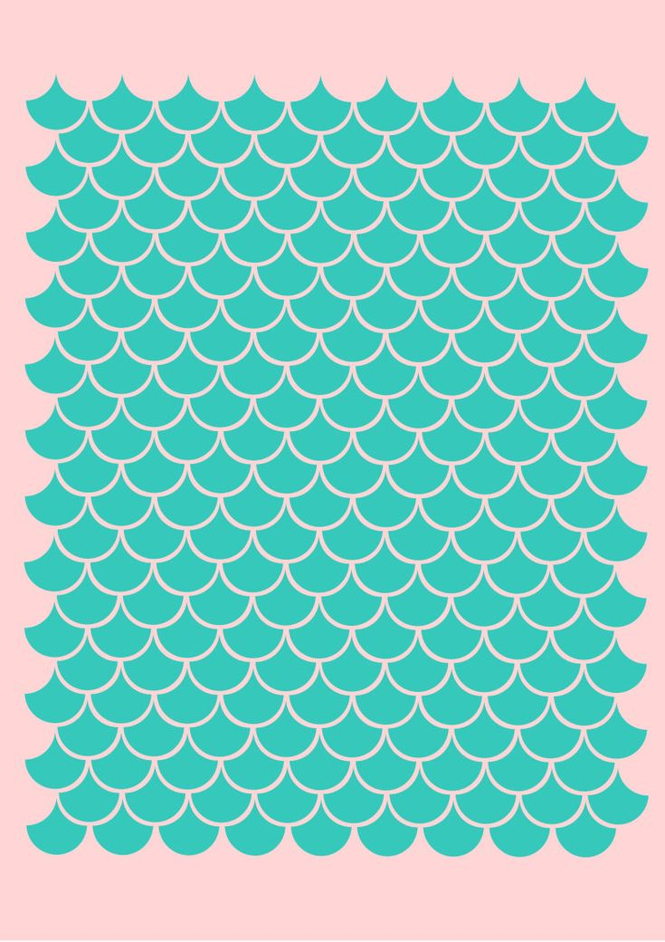 Mermaid Scales Svg Mermaid Svg Svg File For Cricut Svg