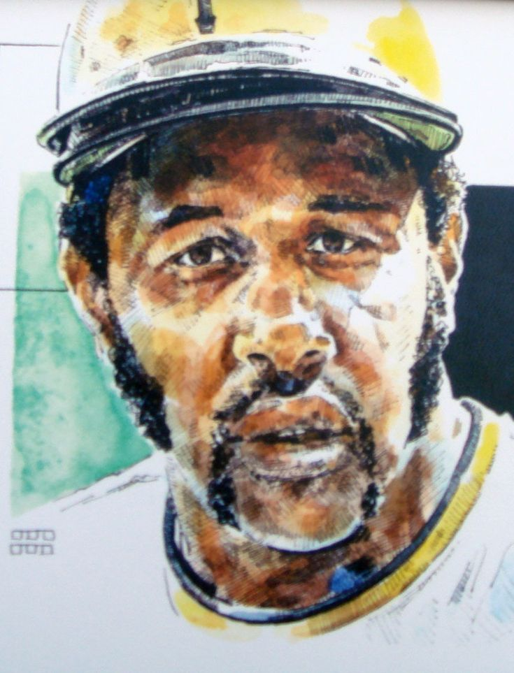 Willie Stargell Pittsburgh Pirates Limited Edition Print