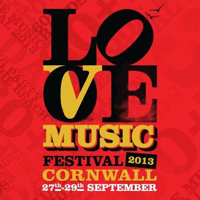 Looe Music Festival 2013, Cornwall.