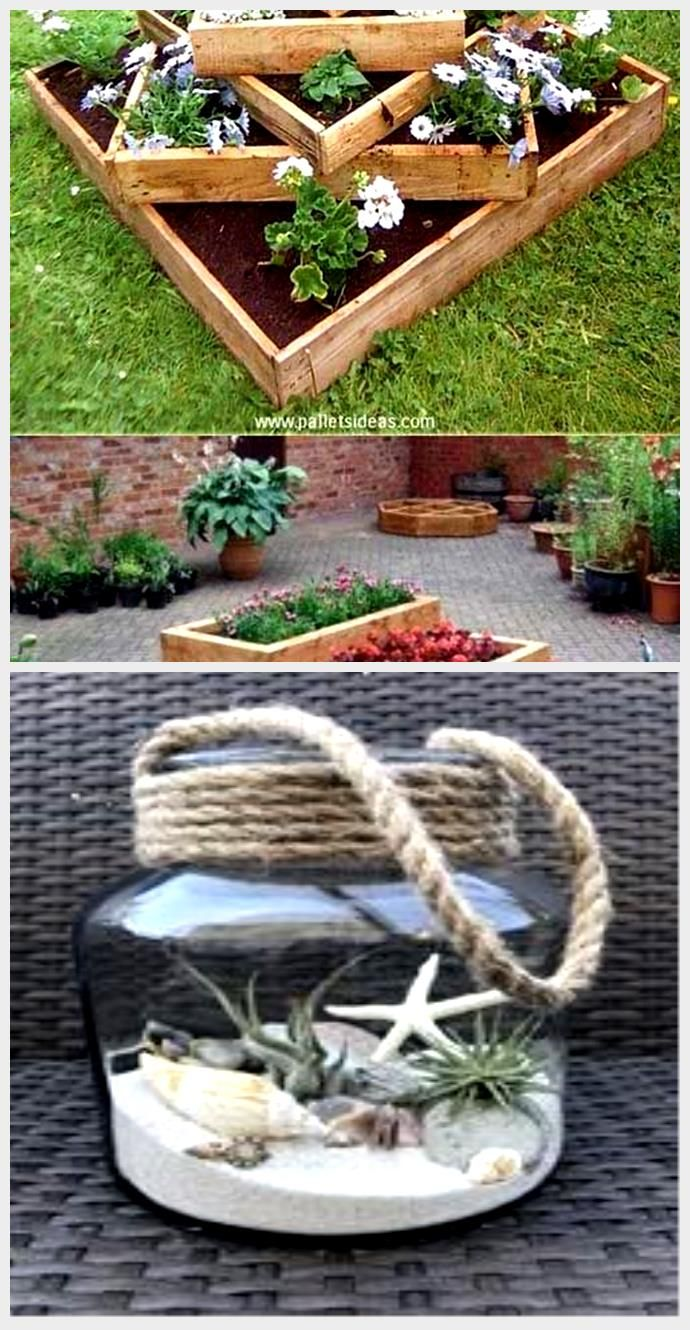 20 really cool ideas for DIY garden beds and planters ...