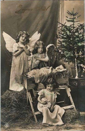 A Great Explanation (9 paragraphs) of Victorian Christmas: by NBDYIKNW at: https://answers.yahoo.com/question/index?qid=20071218143207AAdgQvs Twinkling lights hung on fragrant boughs, laced with golden antiquities; garlands strung from the mantle, framing a glowing fire of crackling pinecones; ...Walking from room to room, the heavenly scents of fir, pine, hemlock, sweet spices of cinnamon, cranberry, and apple fill the air.. . . . . . . .