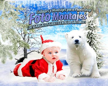 Fotomontajes Navidad 2017