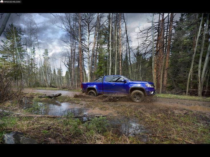 Fotos del Chevrolet Colorado Midnight Edition and Trail Boss - 3 / 12