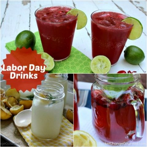 Labor Day Drink Recipes