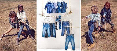 Nueva colección Mango Kids otoño invierno 2014