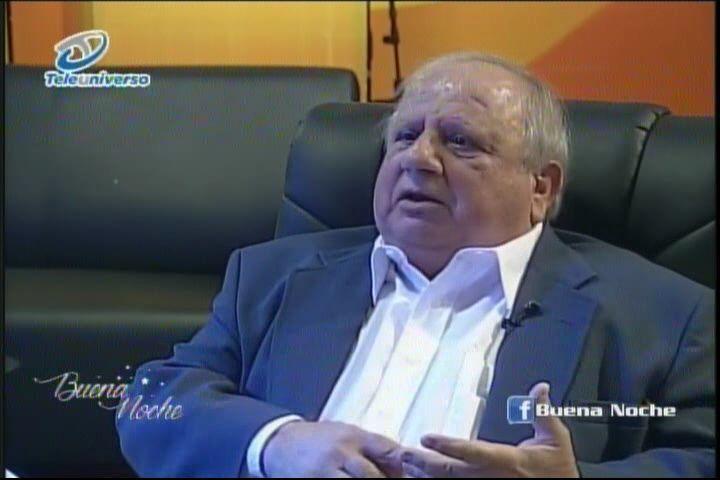 El Doctor Fadul Llama Hipócrita Al Procurador General De La República #Video