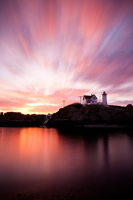 Nubble Lighthouse, Maine http://www.visitmaine.net/page/34/about-york-harbor-maine