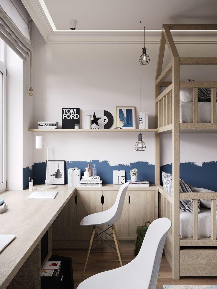 Un appartement en couleurs sombres à st petersbourg planete deco a homes world