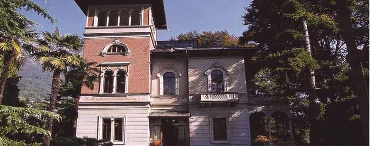 Villa Stile Liberty - Lake Como