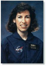 Ellen Ochoa - first Hispanic female astronaut