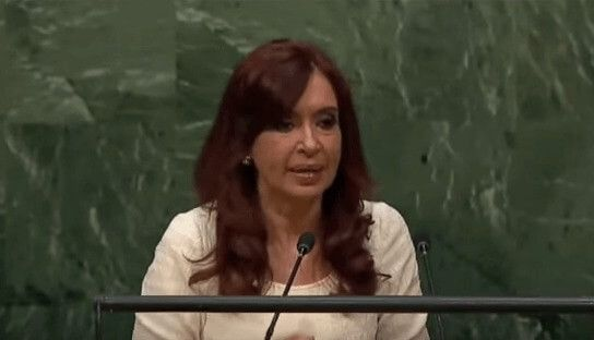 HOLY SMOKES!!!!! President of Argentina DROPS IRAN BOMBSHELL CLAIM during her speech on the floor of the U.N. General Assembly